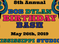 Eighth Annual Bob Dylan Birthday Bash