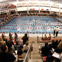Swimming and Diving vs Indiana